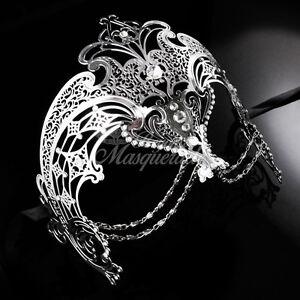 Metal Masquerade Masks