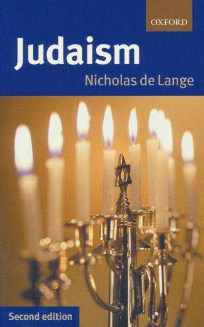 Nicholas de Lange Judaism (OPUS)