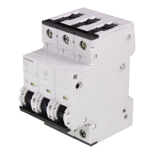 C-siemens 5sy4316-7 16a Commutateur de protection de ligne//sauvegarde automate 3-pol.
