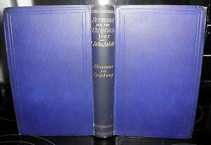Sermons-for-Christmas-and-Epiphany-Rev-John-Keble-1882-HB-Collectible