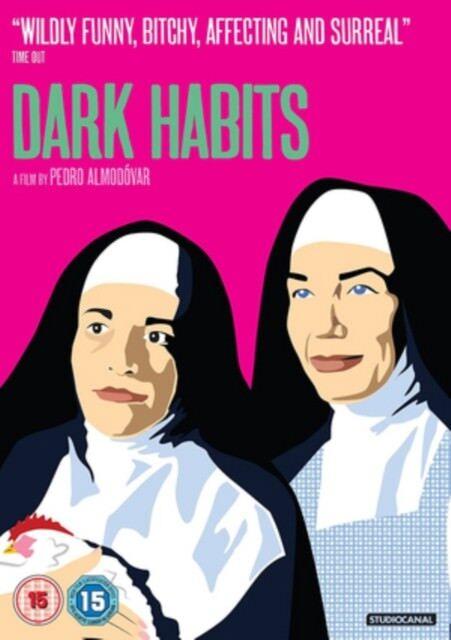 DARK HABITS [DVD][Region 2]