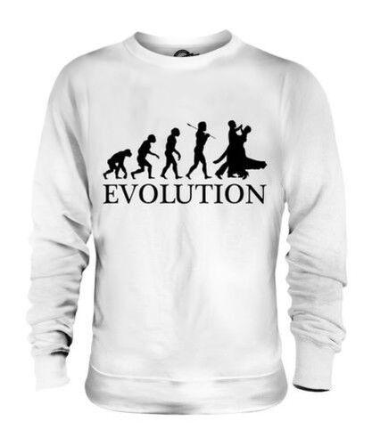Ballroom Dancing Evolution des  Herrenchen Unisex Pullover Herren Damen Kleidung