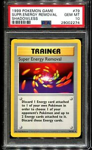 1999-Pokemon-Game-79-102-SUPER-ENERGY-REMOVAL-Shadowless-PSA-10-GEM-MINT