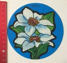 Aufkleber/Sticker: Milupa - Leuchtende Blume Frühlingsbilder (24051622)