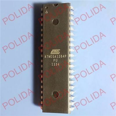1PCS MCU IC ATMEL DIP-40 ATMEGA1284P-PU ATMEGA1284P