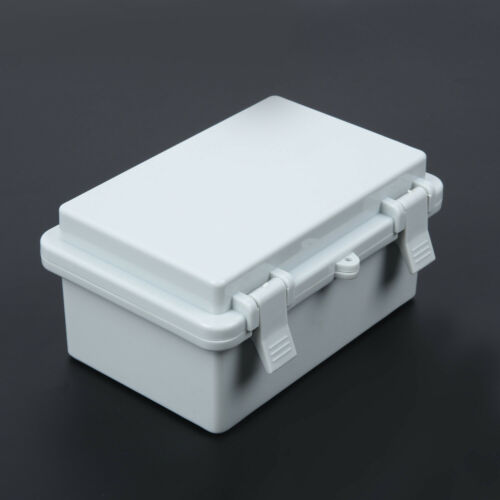 IP65 Electronic Junction Boxe Enclosure Case Outdoor Terminals Cable Fireproof