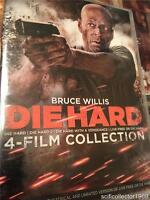 Die Hard: The Ultimate Collection 4-film Collection (dvd, 2014, 4-disc Set)