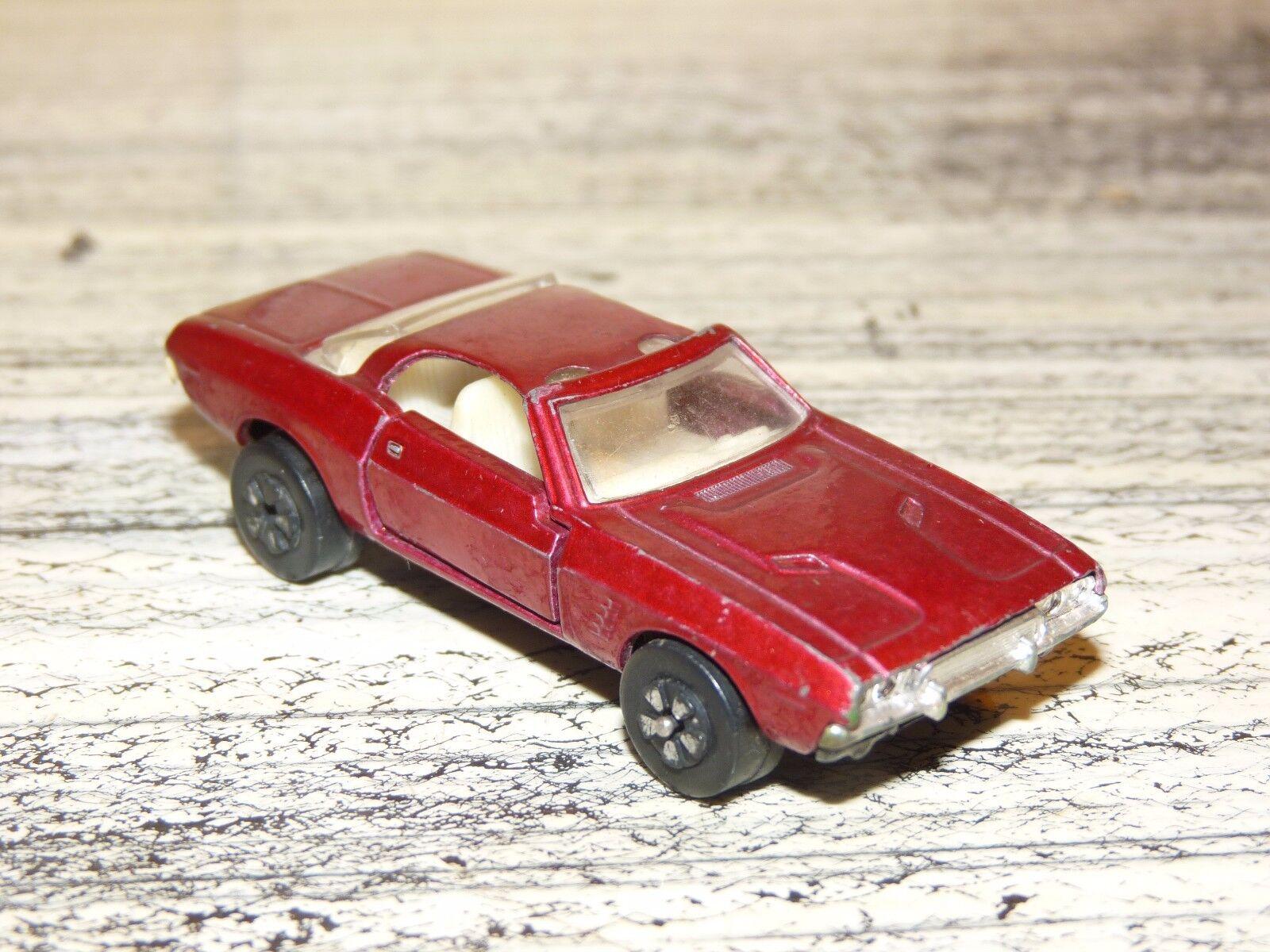 venta caliente en línea Vintage Raro Hong Kong Kong Kong Jugarart Dodge Challenger Metal Diecast Coche de Juguete 1970  el más barato