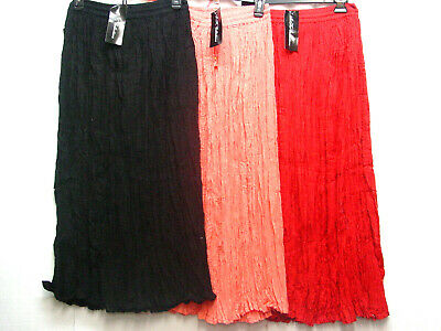 Broom Skirt 3 Colors to choose From 100/% cotton Ren Faire Theater Summer skirt