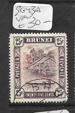 BRUNEI (P0104B)  RIVER SCENE 25C  SG 43A   VFU