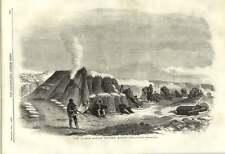 1855 13 Inch Mortar Battery Before Sebastopol M Soyer Mission To Scutari