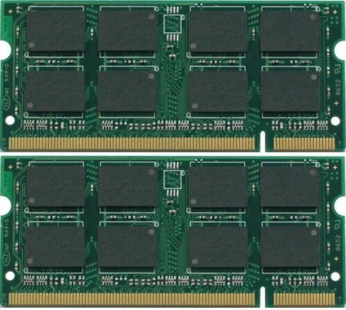 4GB 2X2GB DDR2 SODIMM PC25300 667MHz LAPTOP MEMORY for Acer Aspire 5720 NEW