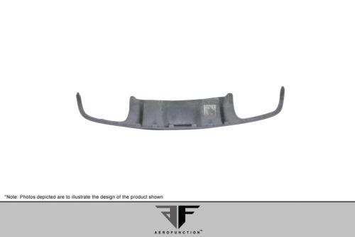 08-11 Mercedes C Class AF-1 Aero Function Rear Bumper Lip Body Kit!! 113759