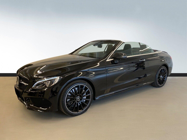 Mercedes C43 3,0 AMG Cabriolet aut. 4Matic 2d - 5.295 kr.