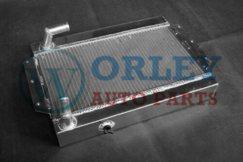 Aluminum radiator for MG MGB GT//ROADSTER TOP-FILL 1968-1975 MT 69 70 71 72 73 74