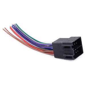 car stereo wiring harness adapter for vw    car    radio    stereo    wire    wiring       harness       adapter    connector fit     car    radio    stereo    wire    wiring       harness       adapter    connector fit
