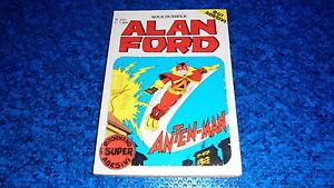ALAN-FORD-N-253-ANTEN-MAN-MAGNUS-amp-BUNKER-MAX-BUNKER-PRESS-LUGLIO-1990-ADESIVI