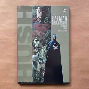 Jim Lee Batman Hush Original Art Sketch Signed Inscribed Comic Book DC Rare
