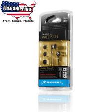Sennheiser CX 400-II Precision Bass-Driven In-Ear Canal Earbuds BLACK-USA SELLER