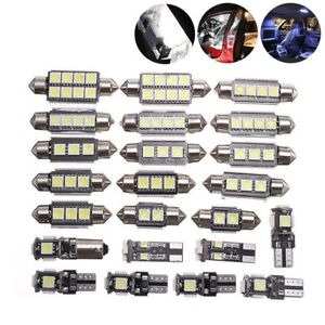 23x-Canbus-LED-Car-Interior-Inside-Light-Dome-Trunk-Map-License-Plate-Lamp-2020