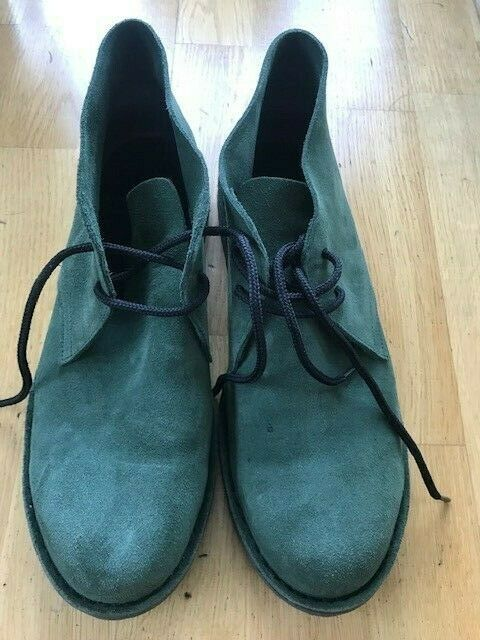 Suede Leather Lace-Up Comfy soft Casual Ankle Desert Boots