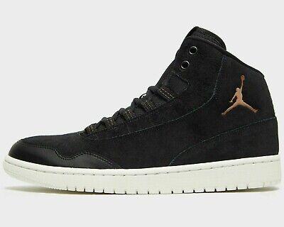 Détails sur Nike Jordan Executive Premium Sneaker Chaussures Hommes Chaussures De Sport Noir 42,5 afficher le titre d'origine