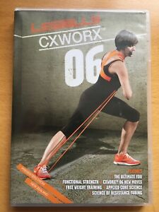 Details about Les Mills CX WORX 6 DVD, CD & Teaching Notes VERY RARE