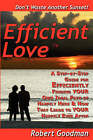 Efficient Love by Robert Lee Goodman (Paperback / softback, 2007)