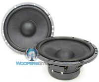 (2) Focal Midwoofers 6.5 Car Midranges Speakers From Hp-165a3 Access Pair