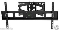 Lcd Tv Wall Mount Adjustable Articulating Samsung Vizio Lg 42 46 47 50 52 54 55