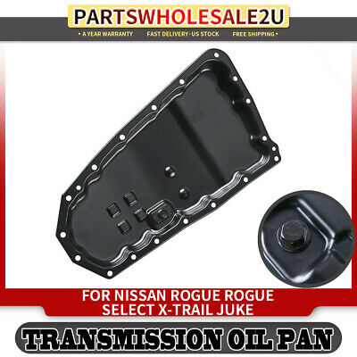 A-Premium Transmission Oil Pan for Nissan Rogue 2008-2013 Rogue Select 2014-2015 Juke X-Trail