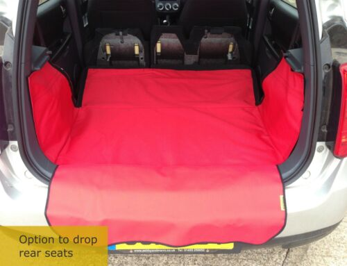 Fully waterproof. Alfa Romeo Stelvio Boot Liner with bumper flap Heavy Duty