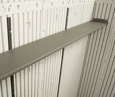 New Lifetime 0150 Storage Shed Accessory Full-Width Shelf for 8' Sheds