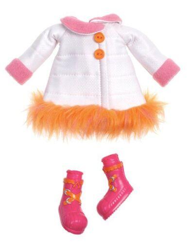 New LALALOOPSY Doll Clothes Outfits NWT Coat Party Dress Pajamas Raincoat Shoes