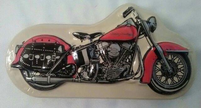 Genuine Harley Davidson timepiece in Original Box and Motorcycle Tin          n