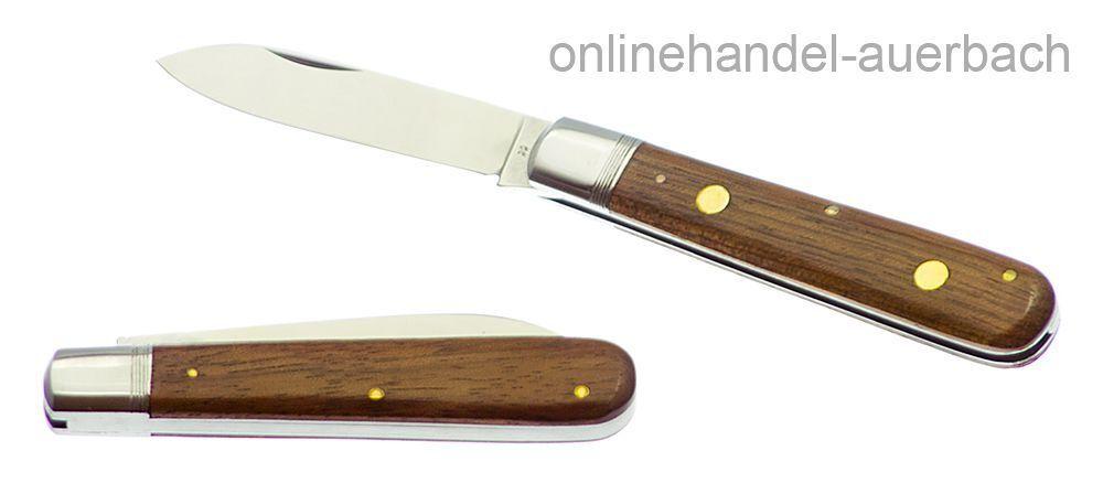 KLAAS 2-Nieten Arbeitsmesser Carbonstahl Taschenmesser Klappmesser Messer