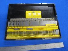 Doall Set 540h Grade A Rectangular Jo Blocks J 458