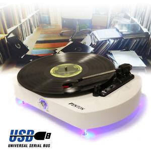 Details about Fenton RP125 3 Speed Retro Vinyl LP Record Player Turntable  33 1/3 45 78 RPM