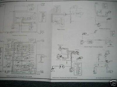 1965 MERCURY MONTCLAIR PARK LANE MONTEREY WIRING DIAGRA | eBay | 1965 Mercury Parklane Wiring Diagram |  | eBay