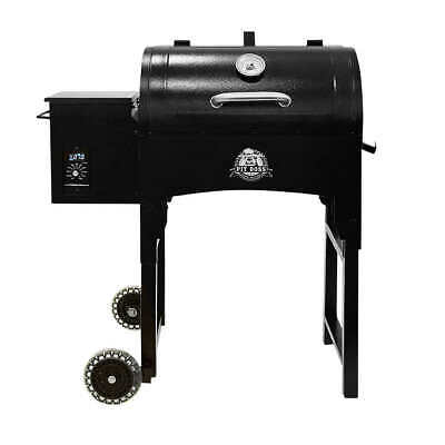 Pit Boss Tailgating Wood Pellet Grill - Total Cooking Area ...