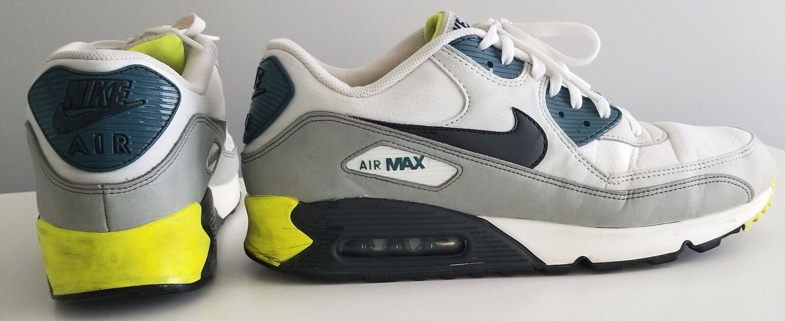 Nike Air Max salvaje 90 talla 13 casual salvaje Max 7c2510