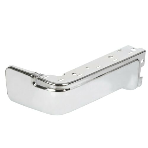 Chrome Steel Left LH Drivers Rear Bumper End Face Bar for 2009-2014 Ford F150