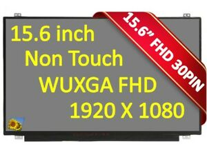 B5 FHD 1920x1080 High Gamut IPS Replacement LCD LED Display SP BRIGHTFOCAL New LCD Screen for LP156WF6 Panel Only