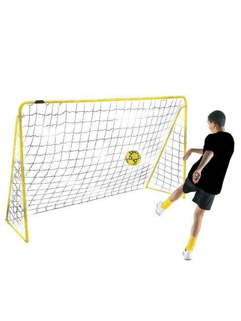 7ft 213cm Premier  Football Kickmaster Gol – Exterior - Jardín  buena reputación
