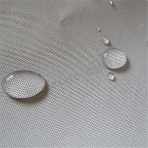 Waterproof-Polyester-Fabric-Shower-Window-Curtain-Home-Bathroom-Grey-Black-White