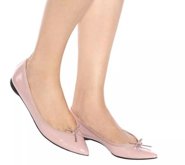 Repetto Brigitte Atlas Pink Leather