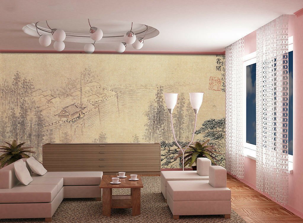3D Ancient House 783 Wall Paper Murals Wall Print Wall Wallpaper Mural AU  Kyra