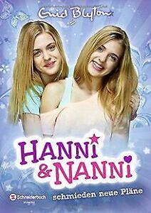 Hanni-und-Nanni-Band-02-Hanni-und-Nanni-schmieden-neue-Buch-Zustand-gut