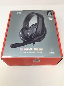 Lifeworks Samurai Multi Color Optical Gaming Mouse 812350164697 NEW//OTHER