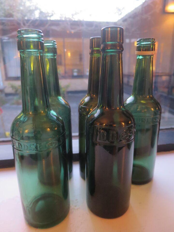 Flasker, X - - DD SF - De Danske Spritfabrikker